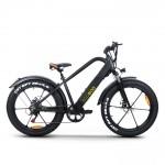 EGOBOO E-Bike E-Mount - Μαύρο