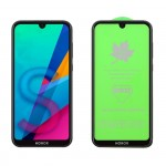 "IDOL 1991 TEMPERED GLASS HUAWEI HONOR 8S 2020/HUAWEI Y5 2019 5.71"" 9H 0.25mm 20D FULL GLUE SEMI CURVED BLACK"