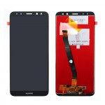 HUAWEI MATE 10 LITE ΟΘΟΝΗ + TOUCH SCREEN + LENS BLACK REF. OR