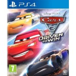 Cars 3 Driven to Win PS4