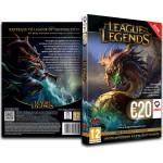 League of Legends Card 2800 RP - Eune (Baron Cover)