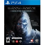 Middle-Earth: Shadow of Mordor (Game of The Year) PS4