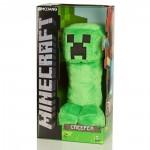 Jinx Minecraft 26cm Creeper Plush
