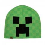 Jinx Minecraft Creeper Beanie-S/M Πράσινο