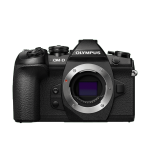 Olympus E-M1II Body black incl. Charger & Battery