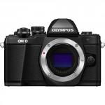 Olympus E-M10 Mark II black BODY Micro FT Camera