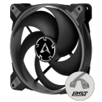 Arctic BIONIX P120 (Grey) - Pressure-optimised 120 mm Gaming Fan with PWM PST