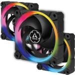 Arctic BioniX P120 A-RGB 3 Fans Bundle - 120mm A-RGB illuminated fans & ARGB Controller