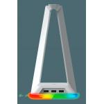 Razer BASE STATION CHROMA MERCURY Edition Headset Stand