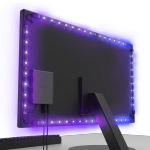 "NZXT HUE 2 Ambient RGB Kit for 26"" -32"" Monitors"