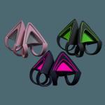 Razer KITTY EARS GREEN For KRAKEN