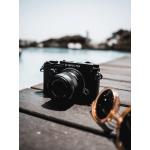 Olympus 45mm 1:1.8 BLACK M.ZUIKO DIGITAL (ET-M4518) Lense Micro FT