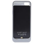 Kiwibird KB2000-i5 Power Case 2000mAh Ασημί