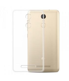Xiaomi Redmi Note 3 Pro Special Edition Θήκη Σιλικόνης Διάφανο