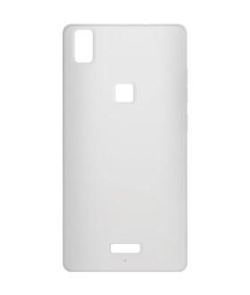 "MLS Diamond Fingerprint C8 4G 5.0"" Θήκη Σιλικόνης Λευκό"