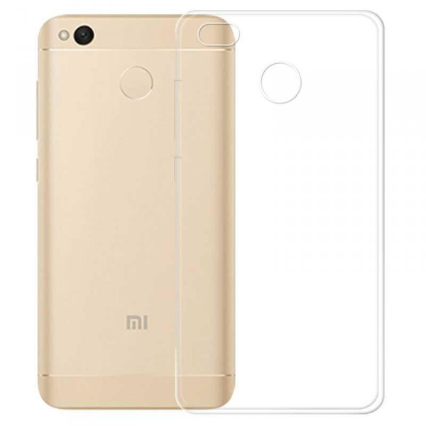 best service d8994 ba724 Xiaomi Redmi 4X TPU Soft Case Transparent : 3.90€ | Minya.gr ...
