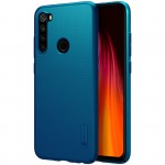 Nillkin Super Frosted Shield Θήκη (Xiaomi Redmi Note 8) Μπλέ