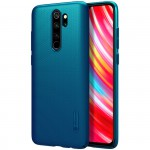 Nillkin Super Frosted Shield Θήκη (Xiaomi Redmi Note 8 Pro) Μπλέ