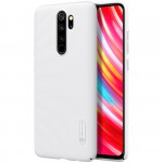 Nillkin Super Frosted Shield Θήκη (Xiaomi Redmi Note 8 Pro) Λευκό