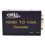 EKL HV02 HDMI IN To VGA OUT Converter