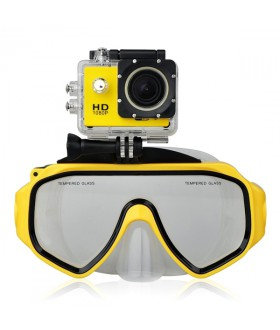 GoPro & SJCAM Dive Mask