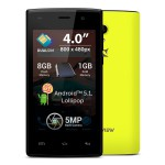 "Allview A5 Ready 4.0"" TFT LCD 4-Core 1GB RAM 8GB"