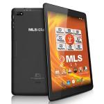 "MLS iQTab Brave 10.1"" 4-Core 1GB RAM 16GB 3G"