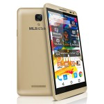 "MLS iQTalk Color 5.0"" IPS 4-Core 1GB RAM 16GB 4G"