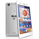 "MLS Diamond Fingerprint 5.0"" Amoled 4-Core 2GB RAM 16GB 4G"