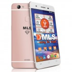 "MLS Diamond Fingerprint TS 5.5"" Amoled 8-Core 3GB RAM 32GB 4G"