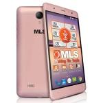 """MLS Alu 5,5"""" 1GB RAM 8GB 3G Ροζ"""