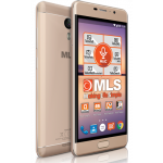 "MLS MX 5.2"" 3GB RAM 32GB 4G Σαμπανί"