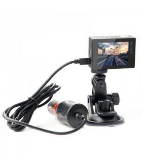 SJCAM Φορτιστής & Βάση Στήριξης Αυτοκινήτου Mini USB
