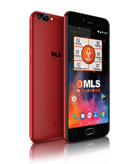 "MLS DX 5.2"" IPS 4-Core 2GB RAM 16GB 4G"