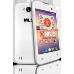 MLS Fab 1GB RAM 8GB 4G Λευκό