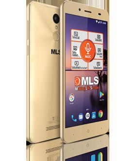"MLS Color Fingerprint 5.5"" IPS 4-Core 2GB RAM 16GB 4G"