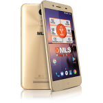 MLS Color Fingerprint 2GB RAM 16GB 4G Σαμπανί