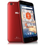 "MLS DX 5.5"" 2GB RAM 16GB 4G Κόκκινο"