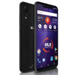 MLS MX Notch 4GB RAM 64GB 4G Μαύρο