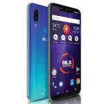 MLS MX Notch 4GB RAM 64GB 4G Μπλέ