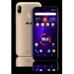 MLS Notch Lite 2GB RAM 16GB 4G Χρυσό