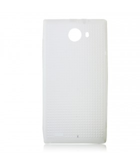 iNew V3 & V3 Plus Soft Silicone Case White