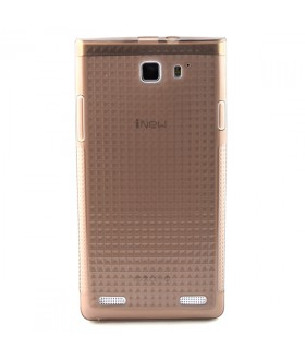 iNew i8000 Soft Silicone Case Brown