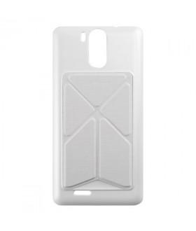Ulefone Power Πίσω Stand Θήκη Λευκό