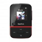 SanDisk SDMX30-016G-G46R Clip Sport Go Red 16GB