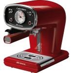 ARIETE 1388 RED COFFEE MAKER ESPRESSO RETRO