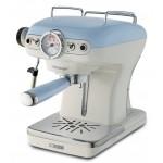 ARIETE 1389/15 LIGHT BLUE ESPRESSO MACHINE VINTAGE