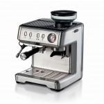 ARIETE 1313 ESPRESSO COFFEE MACHINE WITH COFFEE GRINDER