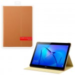 "ΘΗΚΗ HUAWEI MEDIAPAD T3 10 9.6"" FLIP COVER 51991966 BROWN PACKING OR"