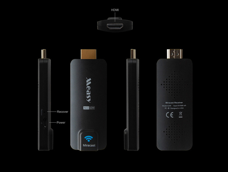 Minya.gr - Measy A2W Miracast Dongle